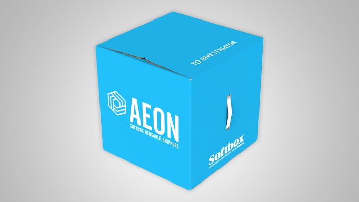 Aeon Reusable High Performance Parcel Shipper