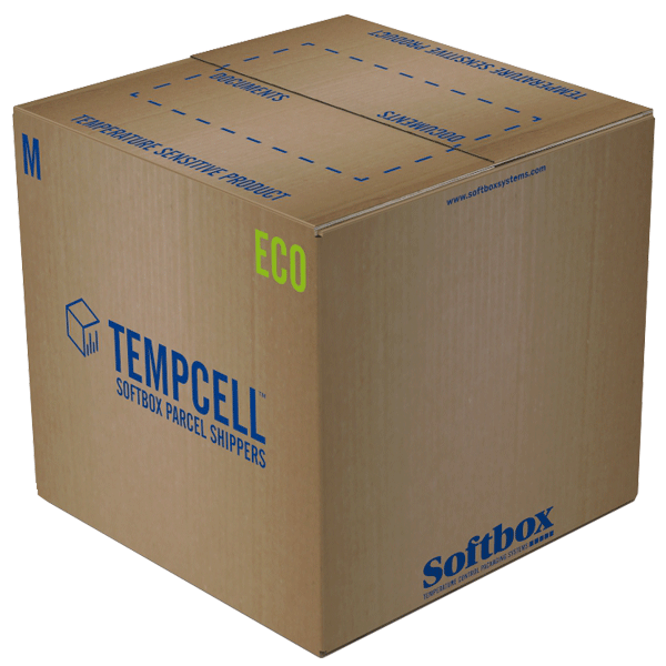 Tempcell ECO Parcel Shipper