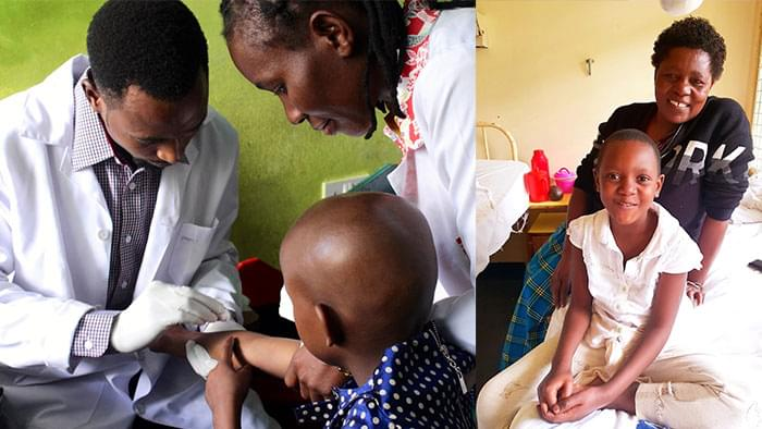 Softbox helps deliver cancer medicines to children in Africa
