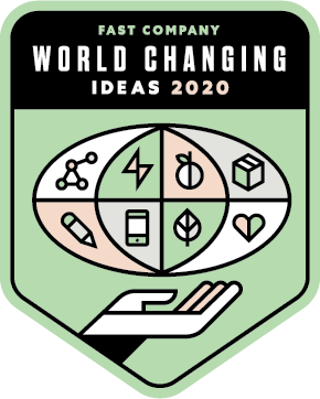 Fast Company World Changing Ideas Logo