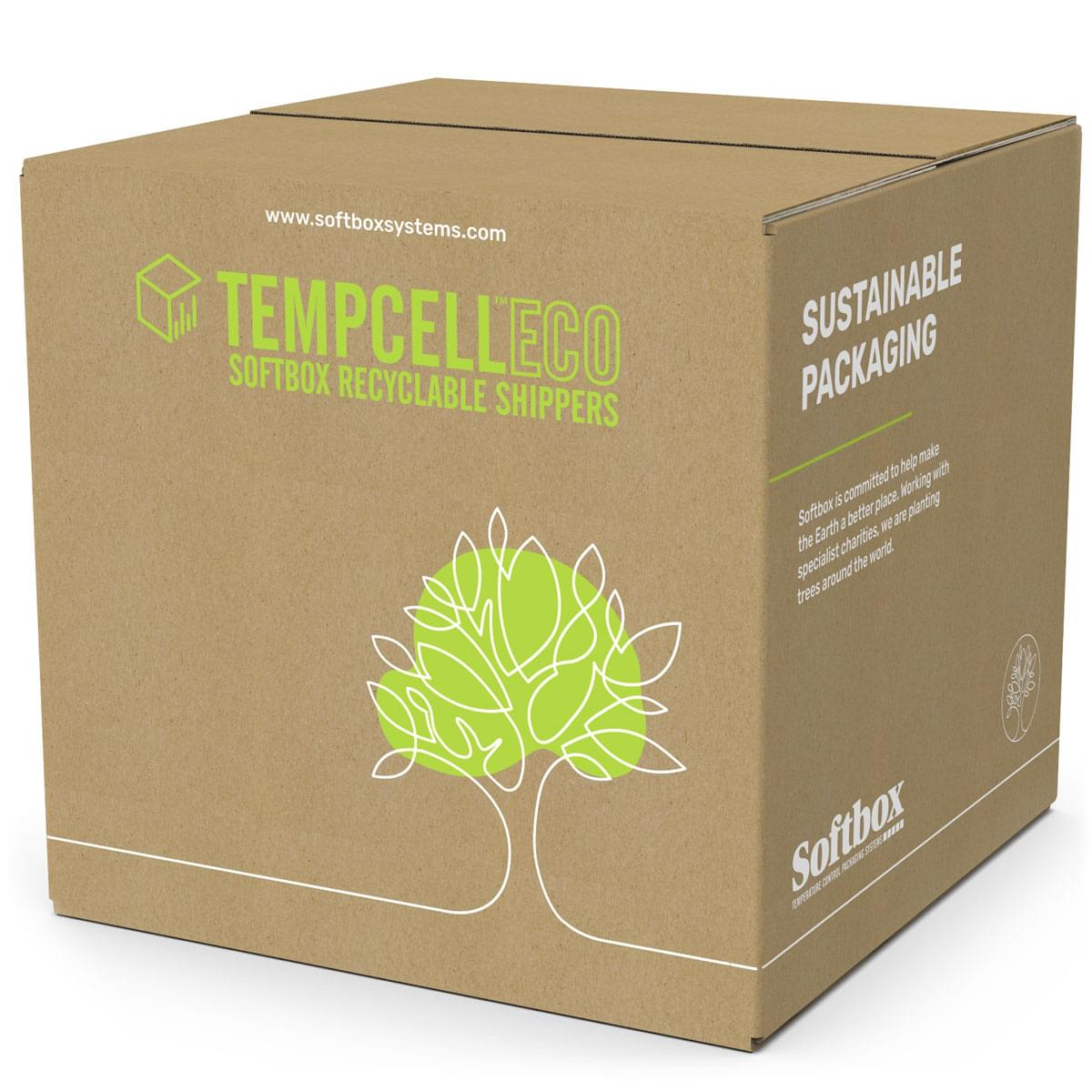 Tempcell™ ECO recyclable parcel shippers