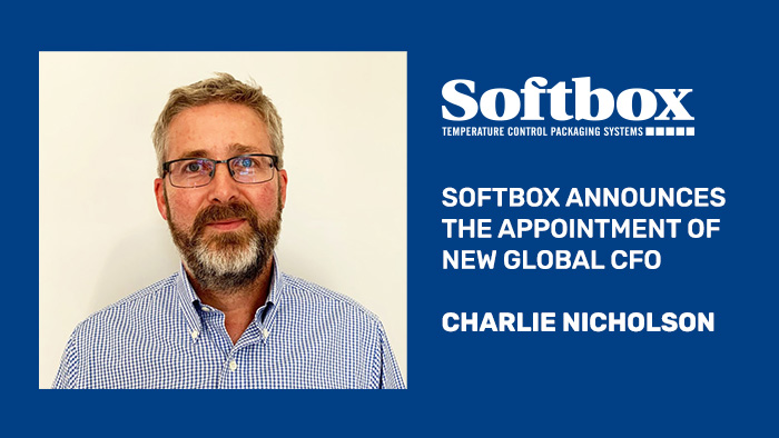 Softbox announces the appointment of new global CFO Charlie Nicholson