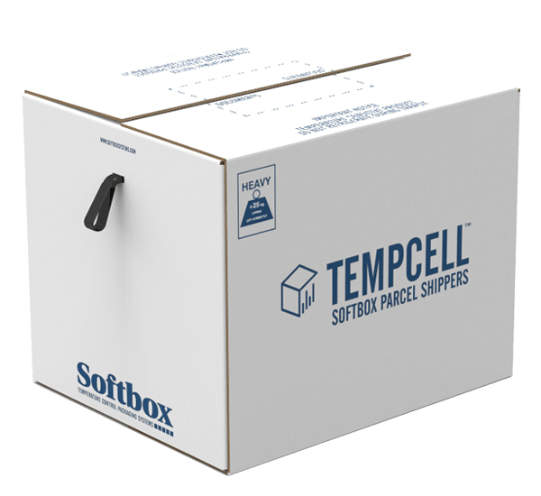 Frozen Parcel Shippers - Tempcell
